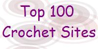 Top 100 Crochet Sites